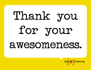 thank you awesomeness_8x11