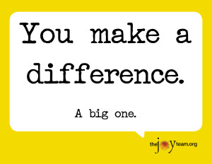 you make a difference_8x11
