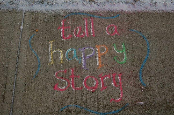 Sidewalk Chalk Project spreads joy every day   The Joy Team